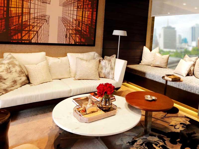 Versatile Bay Window Irvine Suites