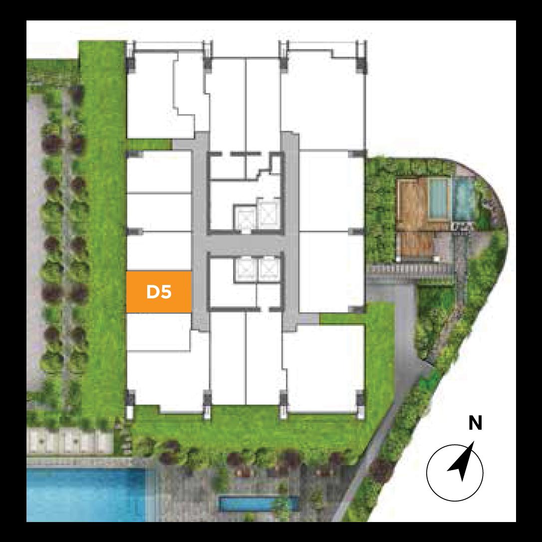 Newport-1-bedroom-D5-Posisi