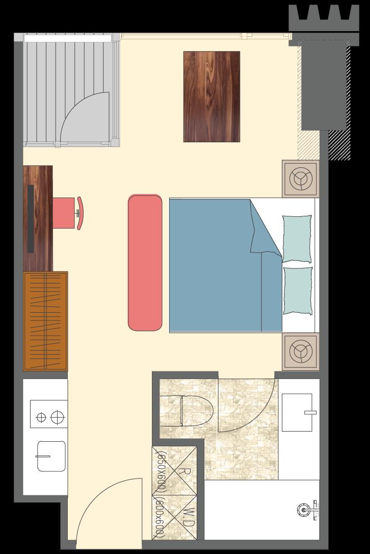 Newport-1-bedroom-D5-floorplan-only