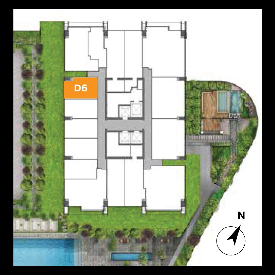 Newport-1-bedroom-D6-Posisi