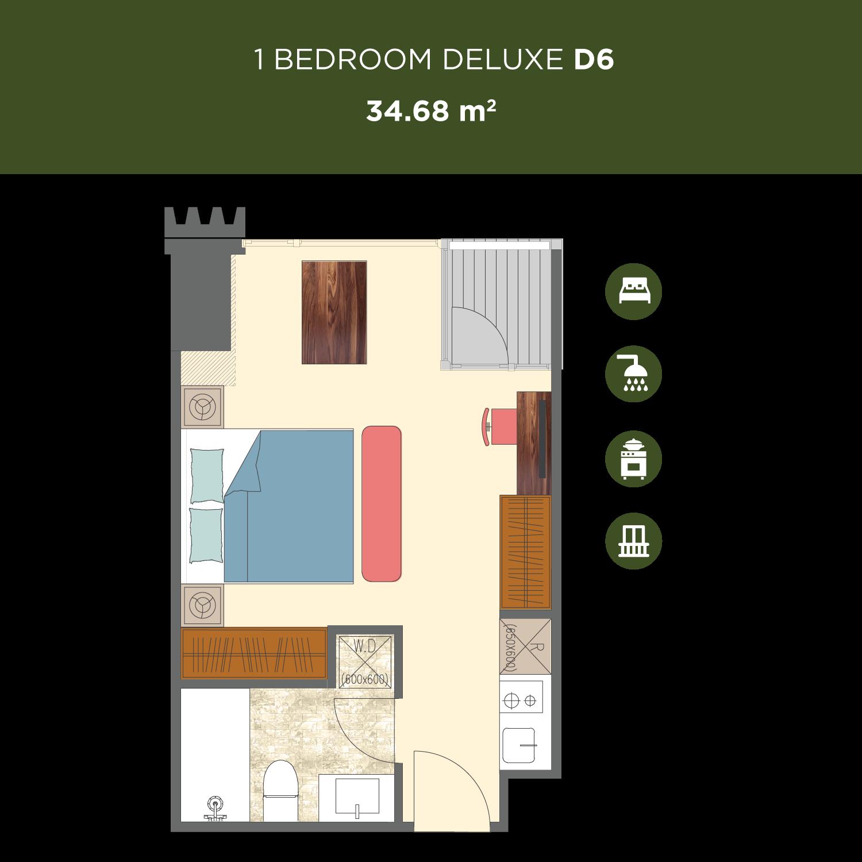Newport-1-bedroom-D6
