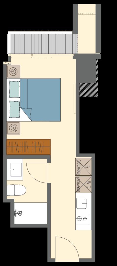 Newport-1-bedroom-D7-floorplan-only