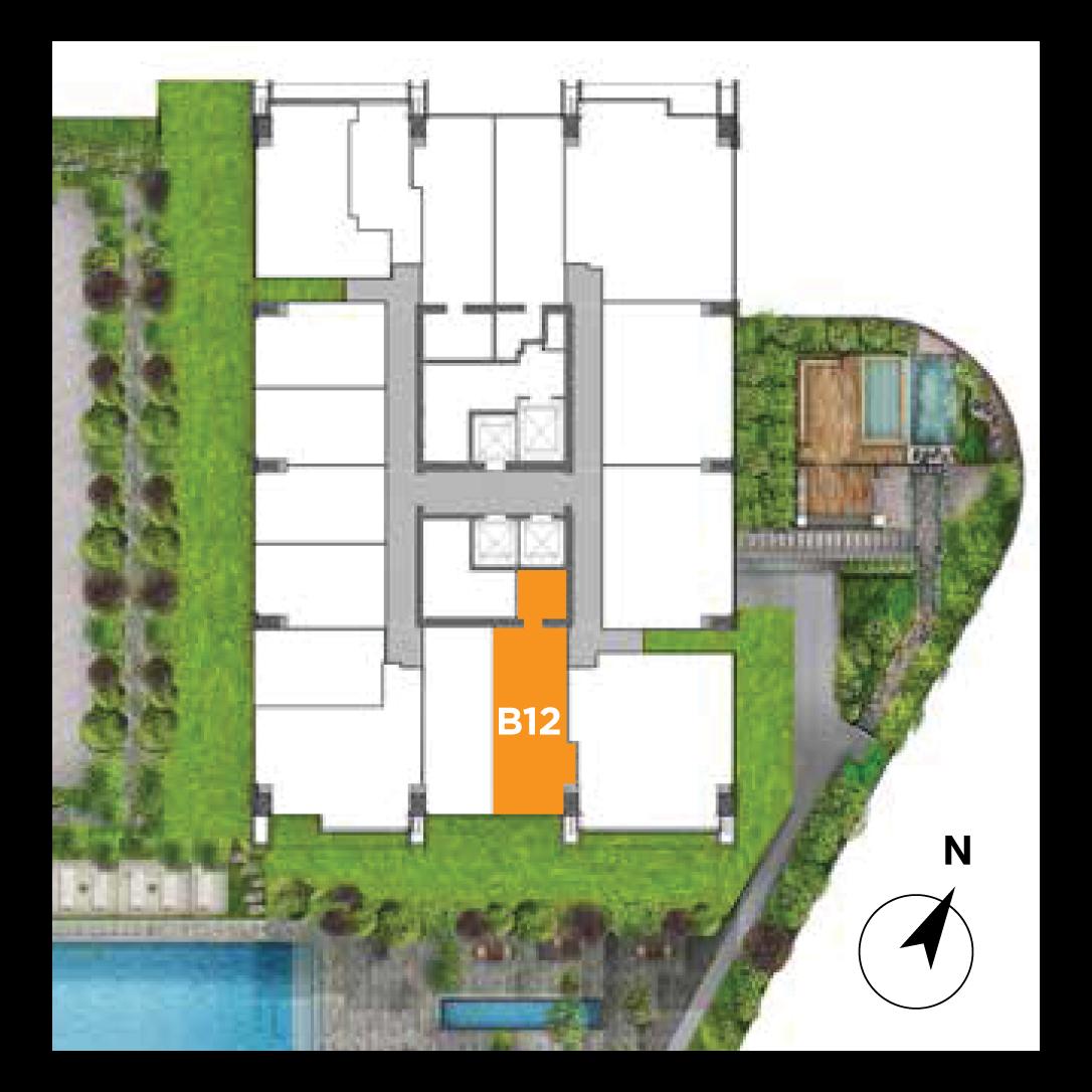 Newport-2-bedrooms-B12-Posisi