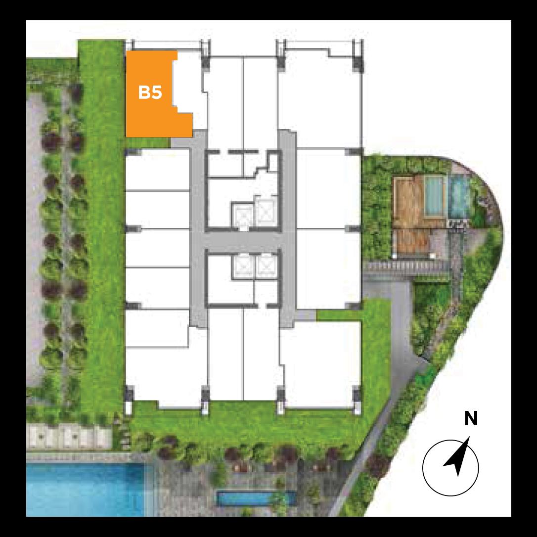 Newport-2-bedrooms-B5-Posisi