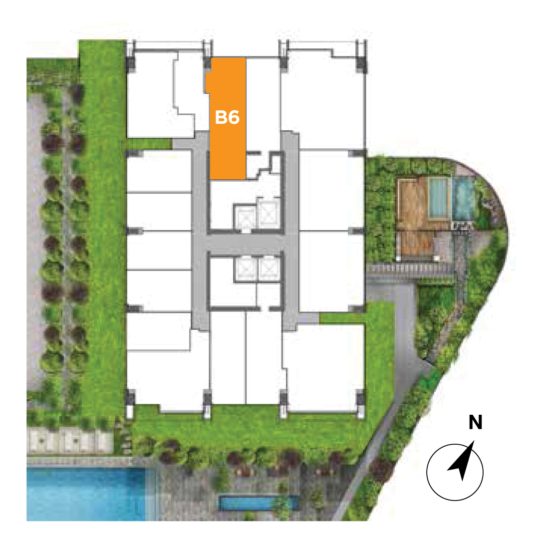 Newport-2-bedrooms-B6-Posisi