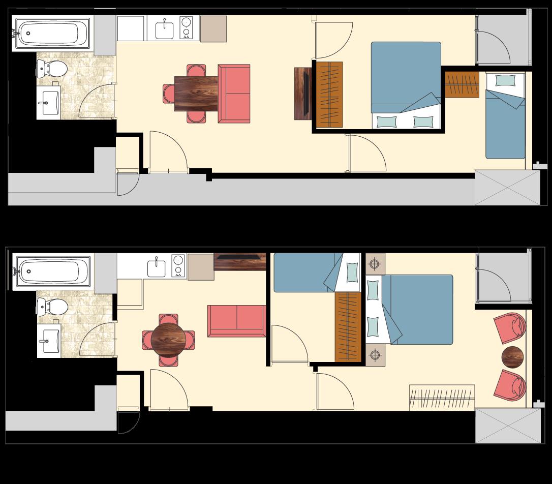 Newport-2-bedrooms-B7-floorplan-only