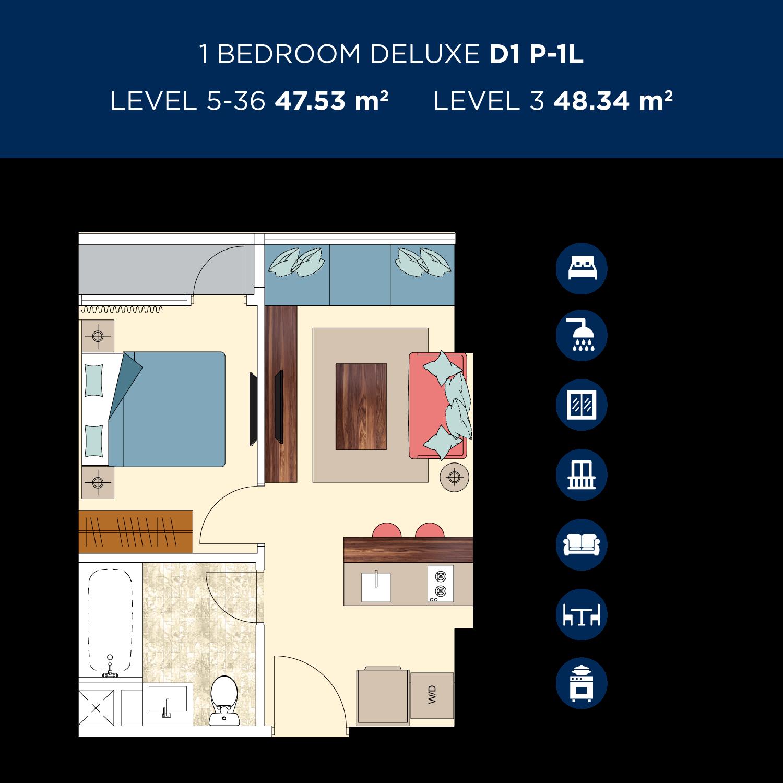 Pasadena-1-bedroom-D1