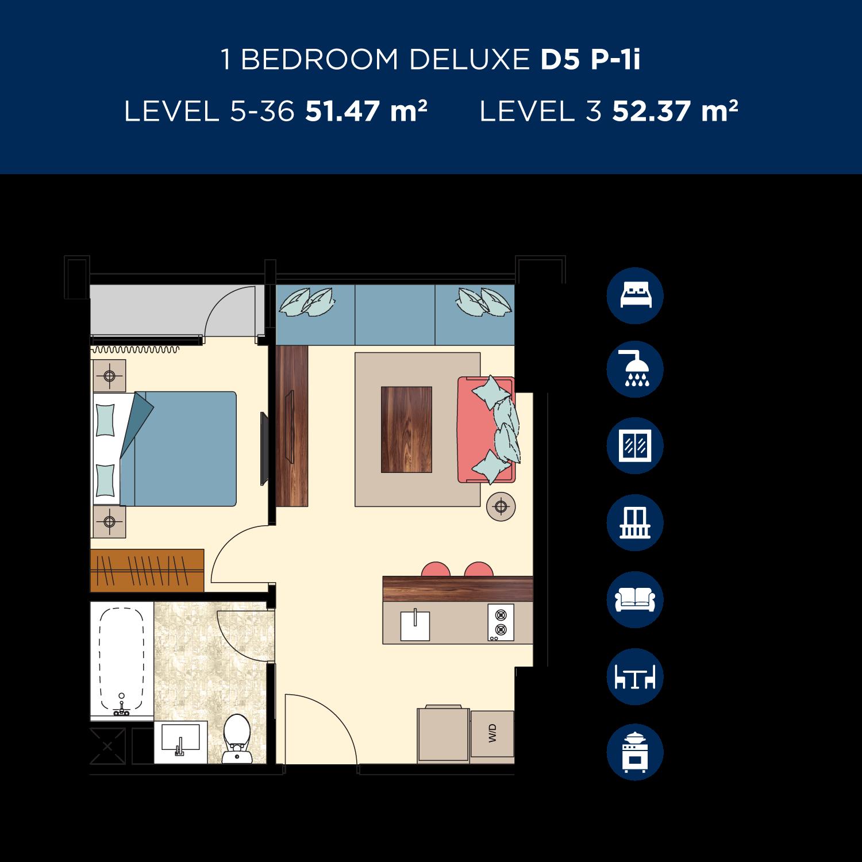 Pasadena-1-bedroom-D5